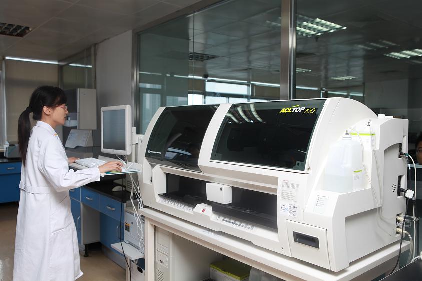 ACLTOP700全自动血凝分析仪
