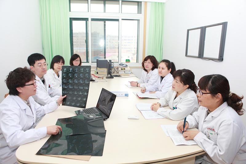 肿瘤大科室